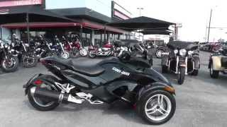 9. 000778 - 2012 Can Am Spyder RS SM5 - Used Motorcycle For Sale