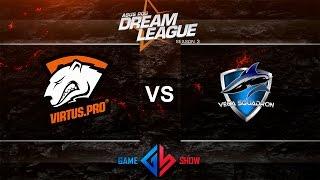 Virtus.Pro vs Vega, game 2