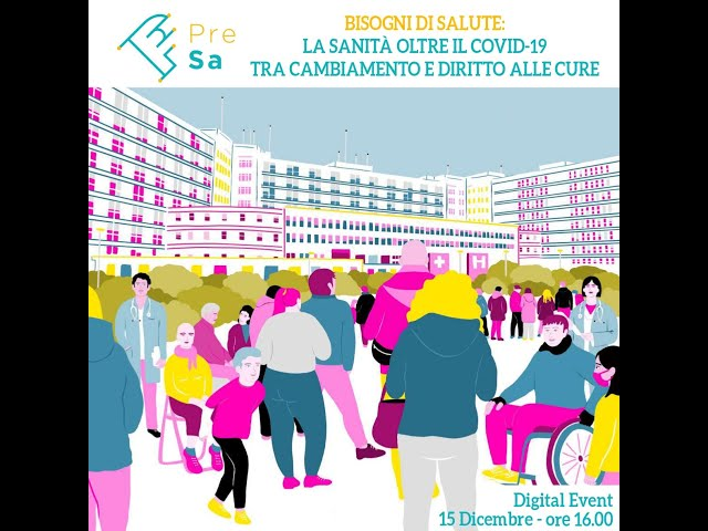 Premio PreSa 2020 | Bisogni di salute, la sanità oltre il Covid | Premiazioni