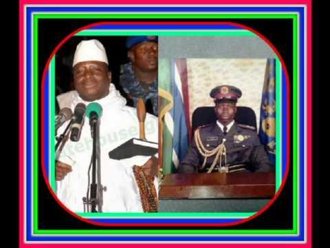 H.e. Sheikh Professor Alhaji dr. Yahya a.j.j. Jammeh Babili Mansa