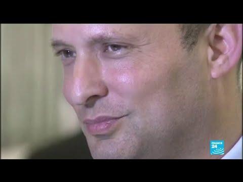 Israël : Naftali Bennett, en lice pour prendre la place de Benjamin Netanyahu (FRANCE 24)