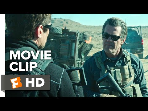 Sicario: Day Of The Soldado Exclusive Movie Clip - Clean The Scene (2018) | Movieclips Coming Soon