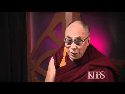 KPBS - The Dalai Lama gives an exclusive interview to KPBS.