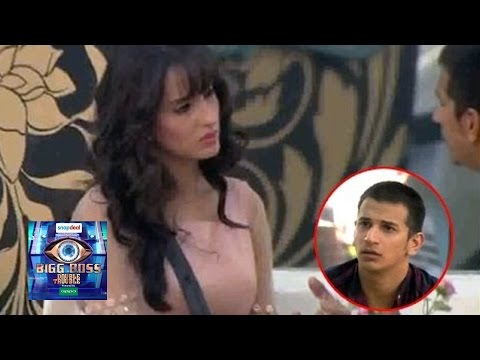 Bigg Boss 9 | Nora Doubts On Prince Relationship W