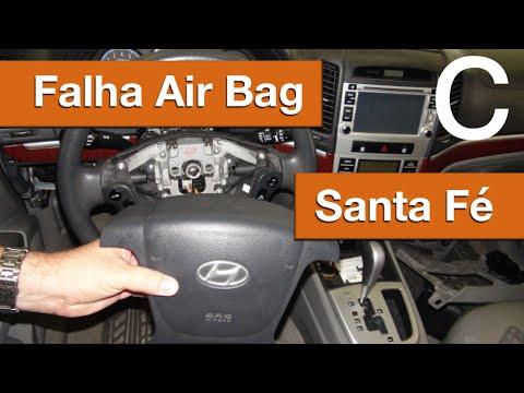 Dr CARRO Falha Air Bag Santa Fé Hyundai