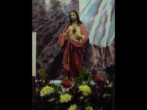 Coroação Sagrado Coração de Jesus - Mercês de Água Limpa