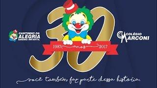 30 anos de Cantinho da Alegria