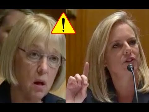 Kirstjen Nielsen SCHOOLS Female Senator After She Tries To Belittle Her!
