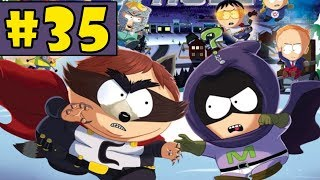 South Park: The Fractured But Whole - Walkthrough - Part 35 - Therapy Wars (PC HD) [1080p60FPS]