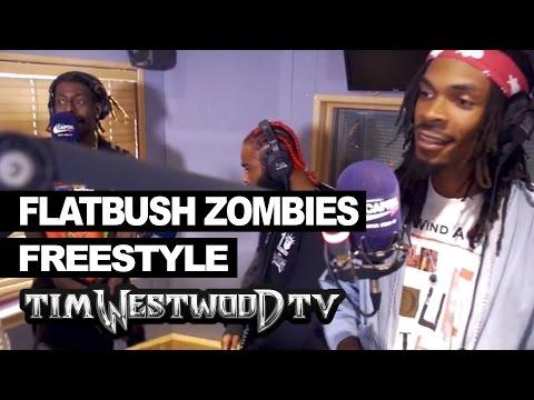 Flatbush Zombies Westwood Freestyle