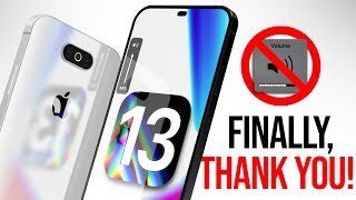 iOS 13 FINALLY fixes this, iOS 14/15 leaks & 12.2 beta 3 is great!