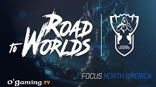 Road to Worlds #3 - North America
