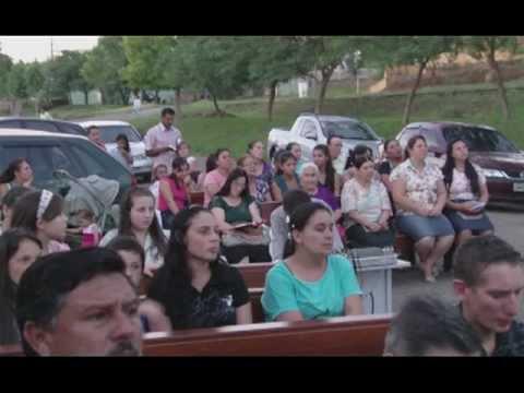 Culto Igreja Evangélica Assembléia de Deus  Semeadores de Cristo em Fernandes Pinheiro