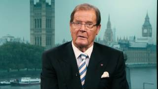 Sir Roger Moore's Top Tips for Being a Gentleman