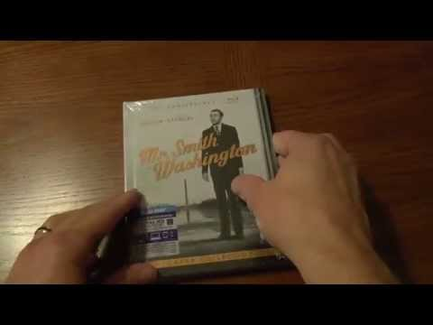 Mr. Smith Goes To Washington - 75th Anniversary Blu-Ray Unboxing And First Look