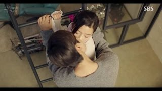"""20161222【OFFICIAL EP12 Clip Eng Sub】REAL KISS SCENES Lee Min Ho """"The legend of the blue sea"""""""