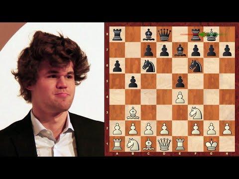 Magnus Carlsen vs Levon Aronian Sinquefield Cup (2013)  ·  Spanish Game: Closed Variations (C84)