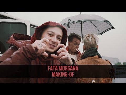 Backstage со съемок клипа Markul и Oxxxymiron «Fata Morgana»