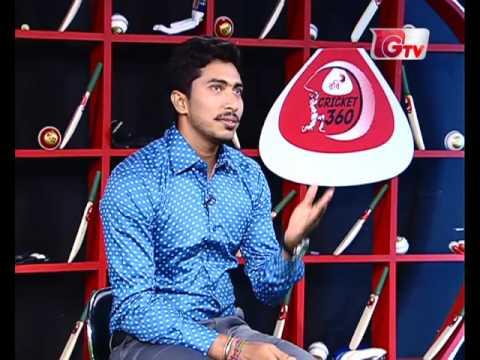 Robi Cricket 360 – Soumya Sarkar