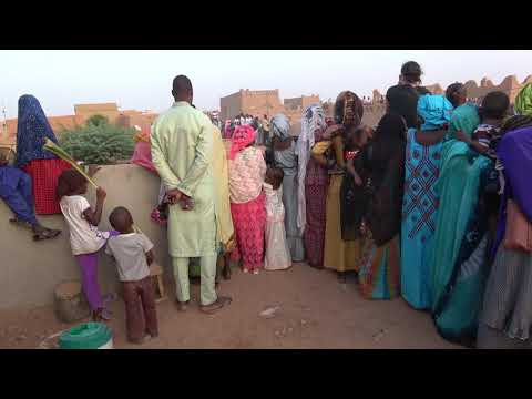 The Bianou Festival In Agadez- Niger