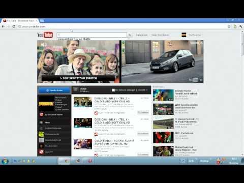Youtube Videos/Musik Runterladen