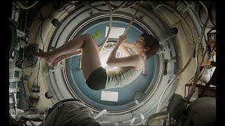 Nonton Gravity  2013     Airlock    Rebirth Scene  1080  Film Subtitle Indonesia Streaming Movie Download