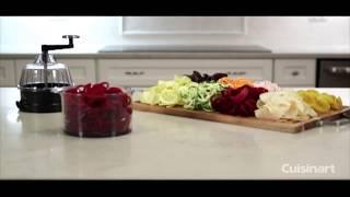 Food Spiralizer Demo Video Icon