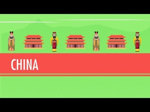 Video Resources – Crash Course in World History China