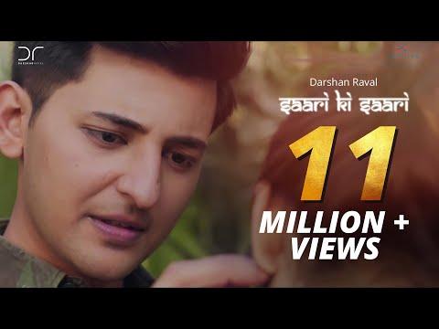 Video Saari Ki Saari - Darshan Raval | Valentine's Day Special 2017 download in MP3, 3GP, MP4, WEBM, AVI, FLV January 2017