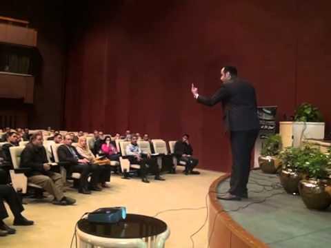 الجزء الثاني من مؤتمر سمارت فيجن السادس2014 محاضرة الدكتور محمد النظامي مؤتمر اسواق المال