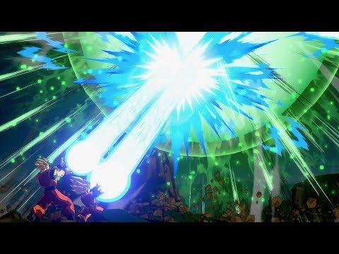 Nouveaux Dramatic Finish pour Bardock et Broly de Dragon Ball FighterZ