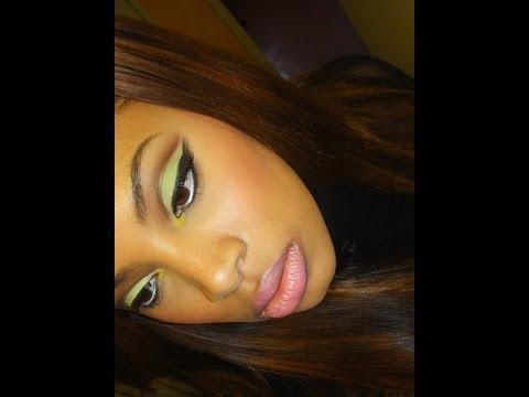 Beyonce Countdown Inspired Makeup Tutorial