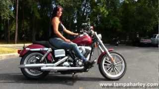 5. Used 2009 Harley-Davidson Dyna Low Rider FXDL