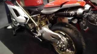 8. 2007 Ducati 1098 S Tricolore
