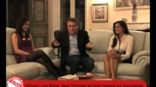 Alfonso Luigi Marra, Sara Tommasi e Aida Yespica sullo scenario politico attuale