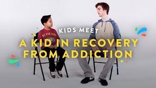 Video Kids Meet A Kid in Recovery From Addiction | Kids Meet | HiHo Kids MP3, 3GP, MP4, WEBM, AVI, FLV Mei 2018