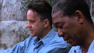 Shawshank Redemption Get Busy Living