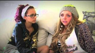 Little Mix - Jesy Nelson & Jade Thirlwall moment.