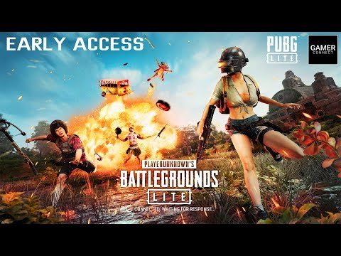 PUBG PC LITE | INDIAN SERVER | EARLY ACCESS