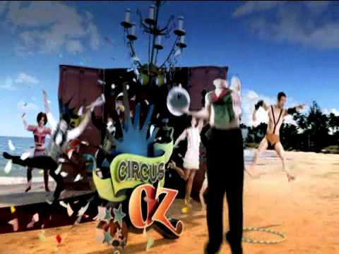 Circus Oz 2009 Television Commercial