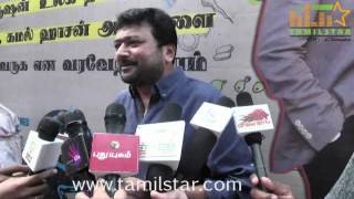 Jayaram at Oru Pakka Kathai Movie Press Meet