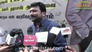 Jayaram at Oru Pakka Kathai Movie Press Meet