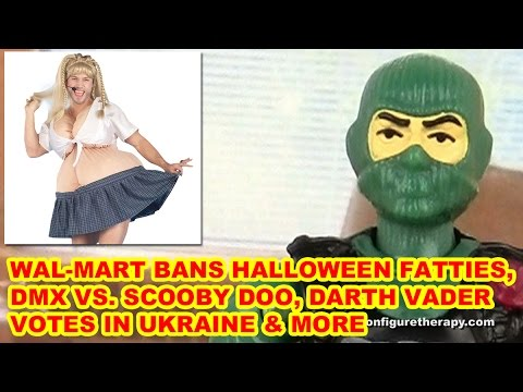 Wal-Mart Bans Halloween Costumes For Fatties