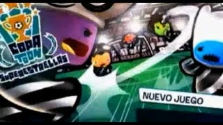 Cartoon Network LA : Copa Toon Superestrellas Web Check  Promo.