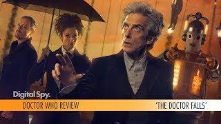 Morgan Jeffery reviews the Doctor Who series ten finale 'The Doctor Falls', the final regular series episode for show-runner Steven Moffat and star Peter Capaldi.Follow Digital Spy on Twitter at http://twitter.com/digitalspyLike Digital Spy on Facebook at http://fb.com/digitalspyuk
