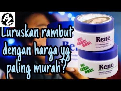 RENE straightening cream review