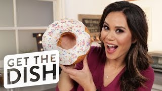 Giant Doughnut | Get the Dish by POPSUGAR Food