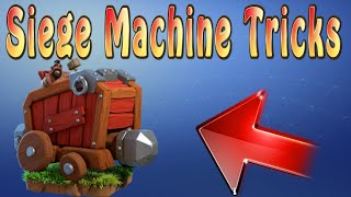 The Ram Siege Machine Tips And Tricks  Th12 Update Clash Of Clans