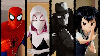 Video Spider-Man Into the Spider-Verse Promo Clips MP3, 3GP, MP4, WEBM, AVI, FLV Januari 2019