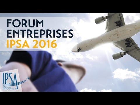 Le Forum Entreprises de l'IPSA, édition 2016